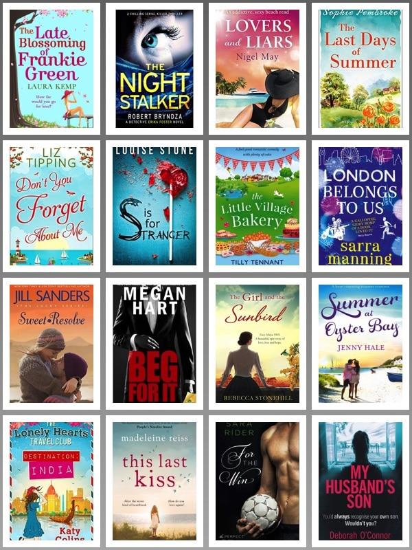 June's book Releases