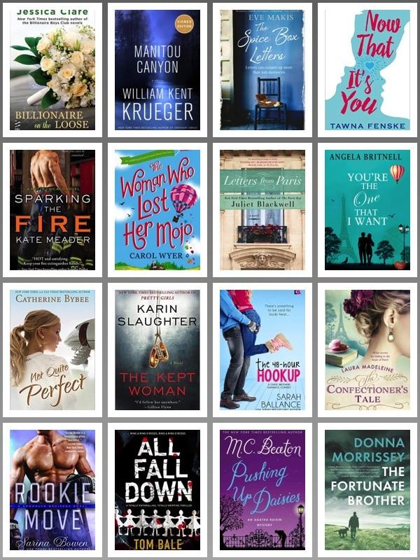 September's Books