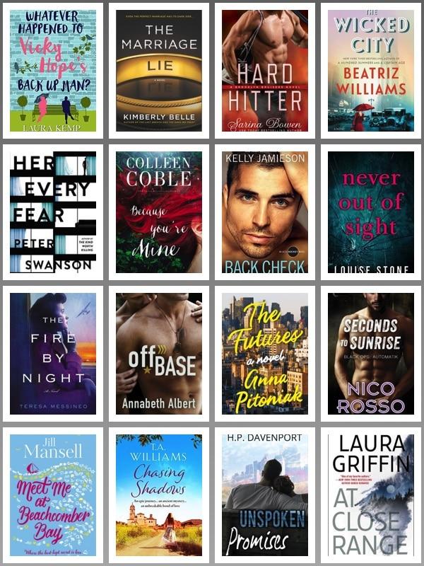 January 2017's Books