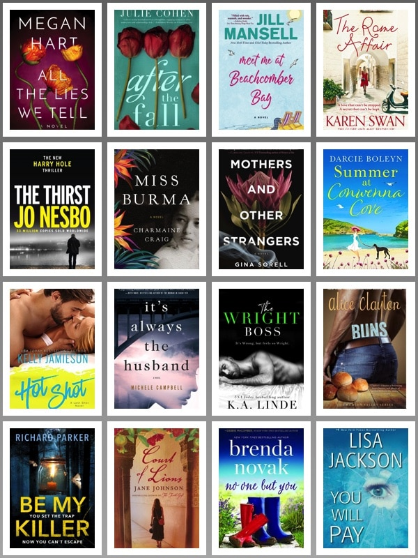May 2017 Books