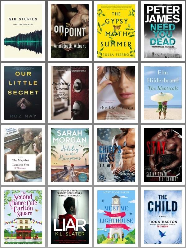 June 2017 Books