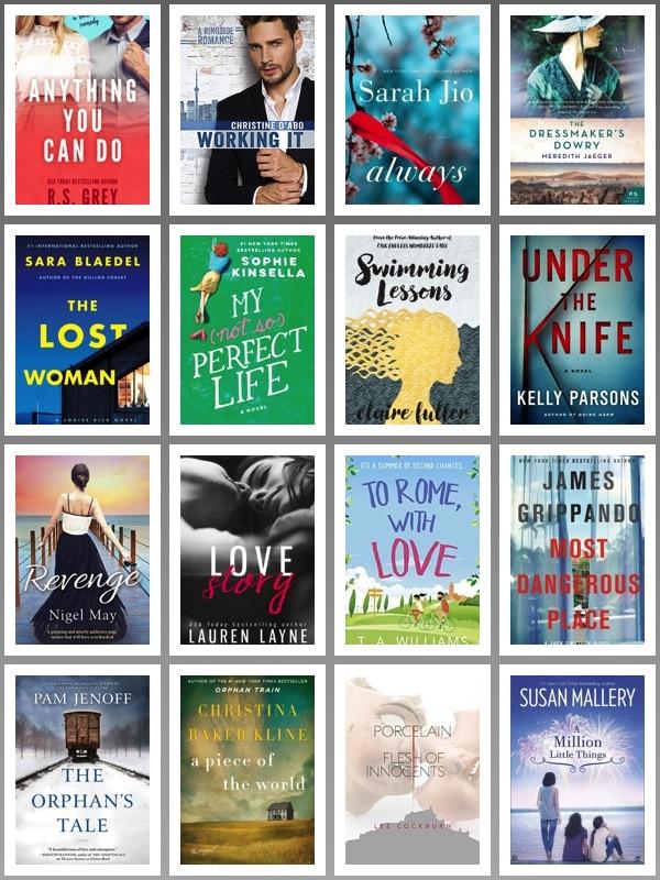 February 2017's Books