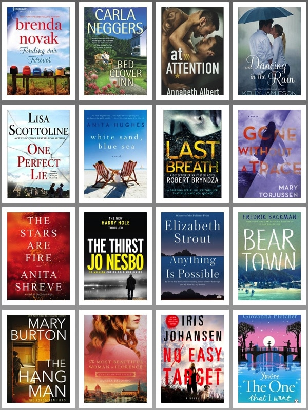 April 2017s Books