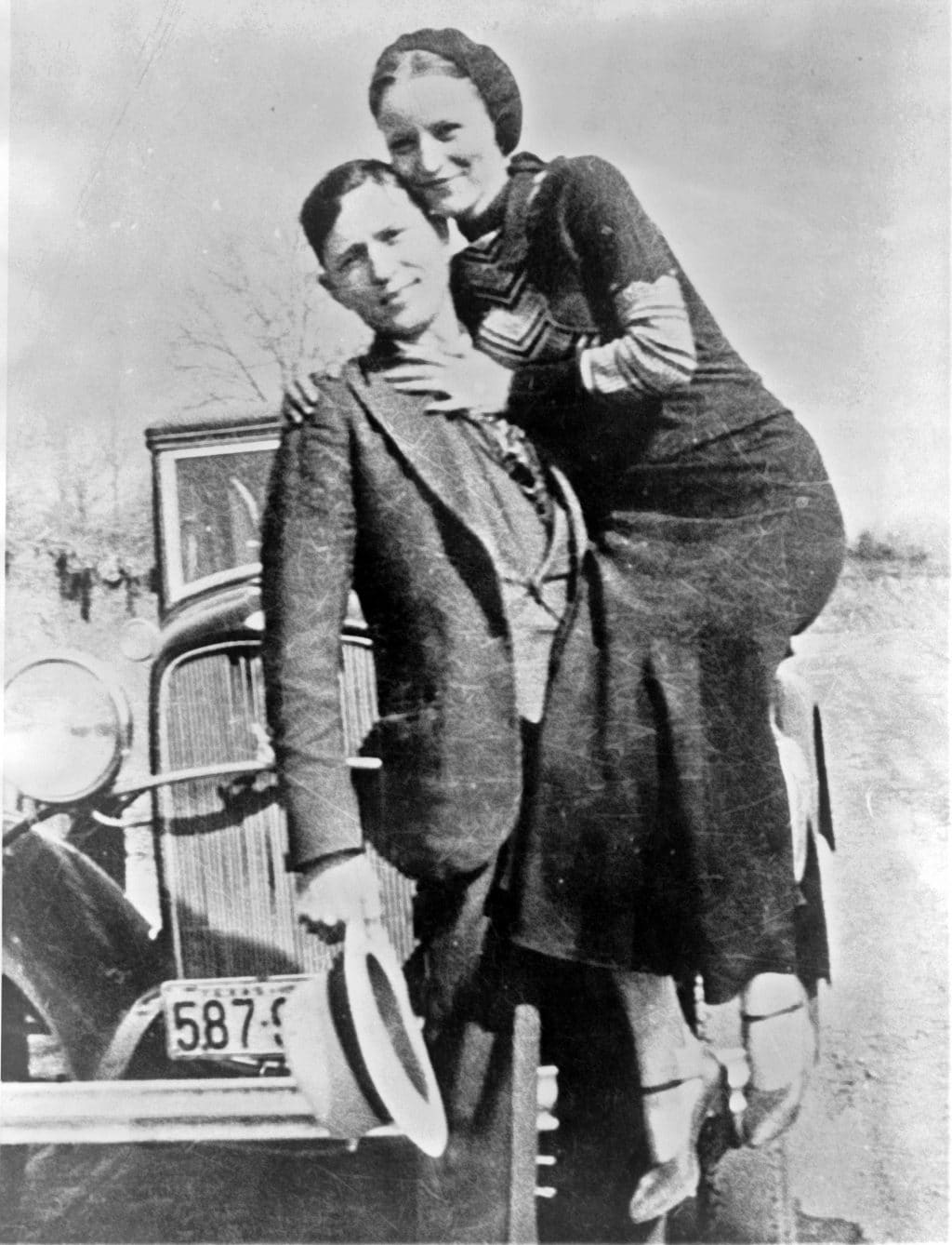 Bonnie and Clyde (c. 1933)