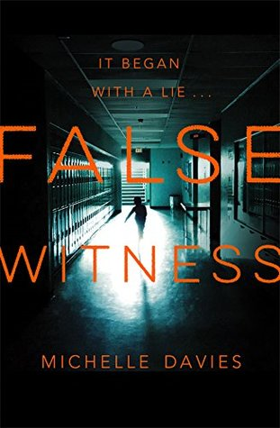 False Witness by Michelle Davies