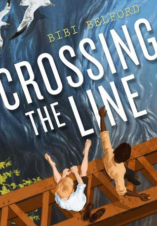 Crossing the Line by Bibi Belford