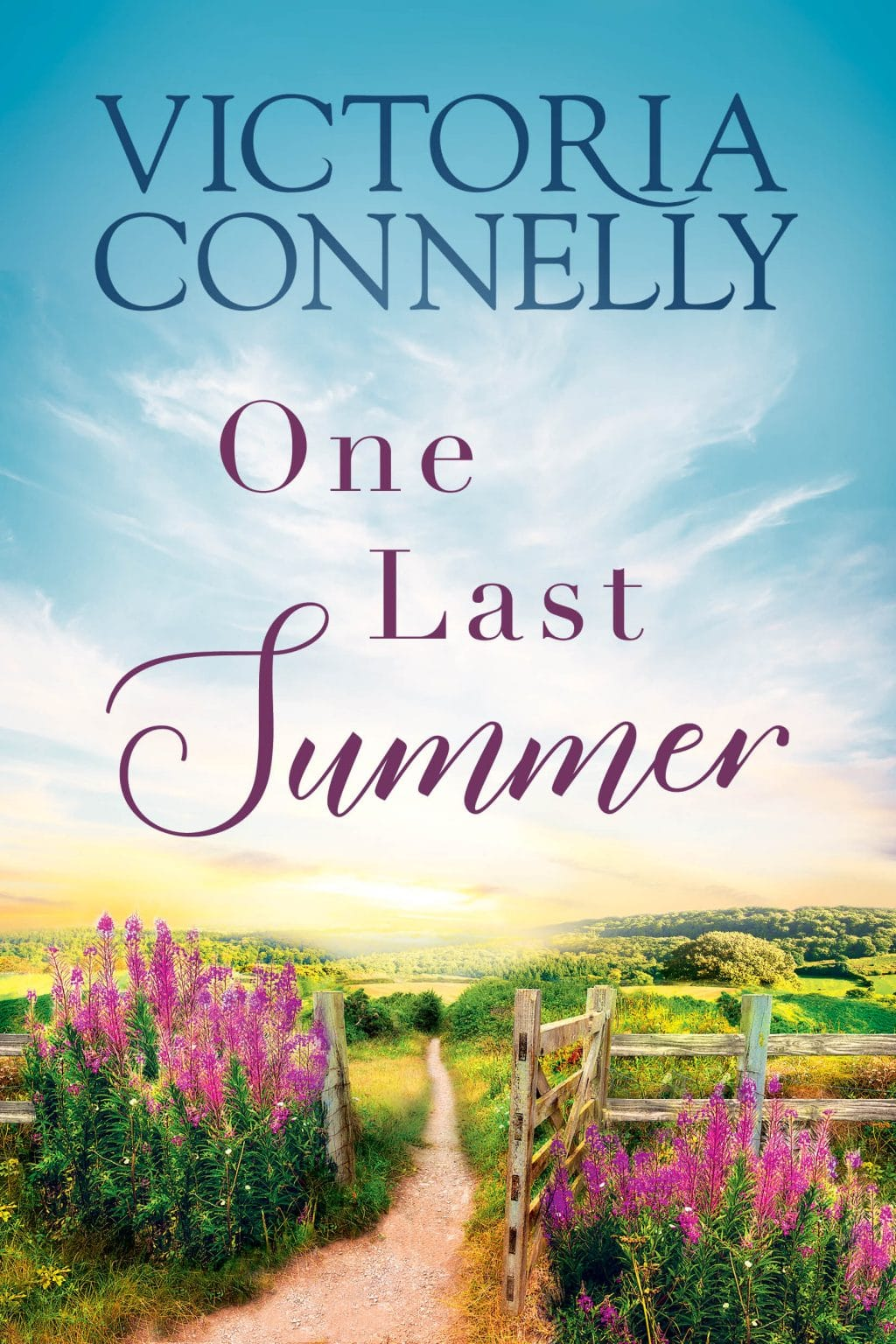 One Last Summer by Victoria Connelly