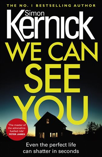 We Can See You by Simon Kernick