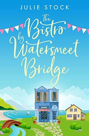 The Bistro at Watersmeet Bridge by Julie Stock