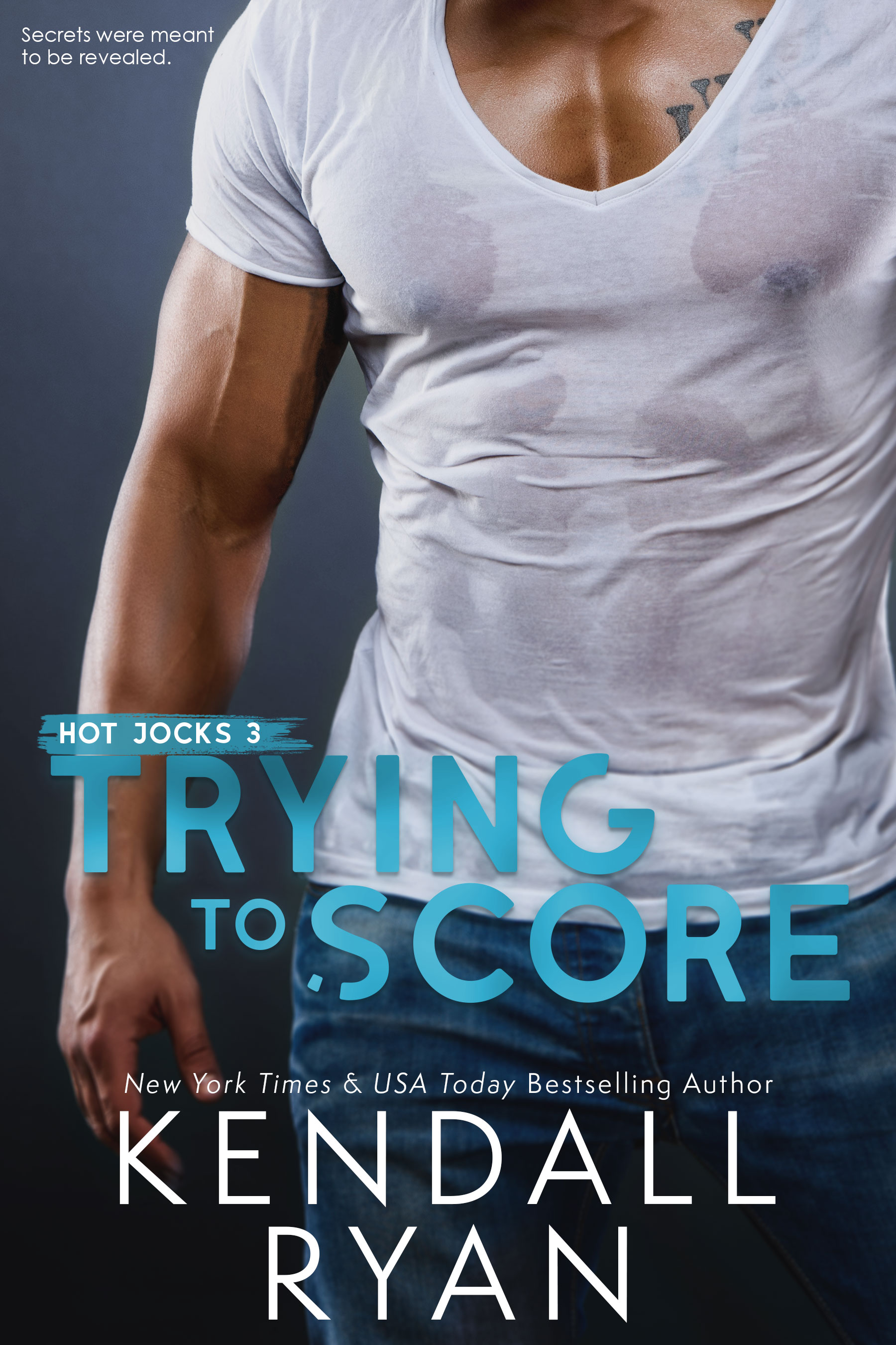 Andie Case Sex Tape cover reveal: trying to score (hot jocks #3)kendall ryan