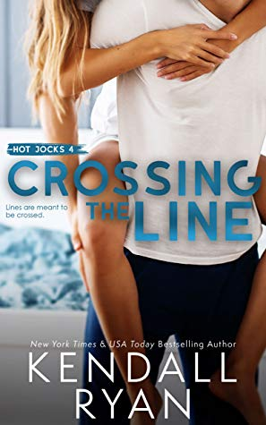 Crossing the Line by Kendall Ryan