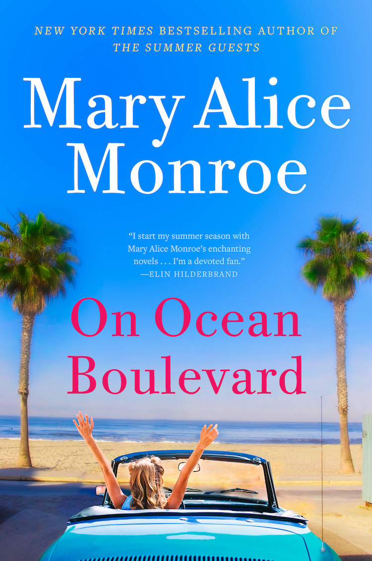On Ocean Boulevard by Mary Alice Monroe