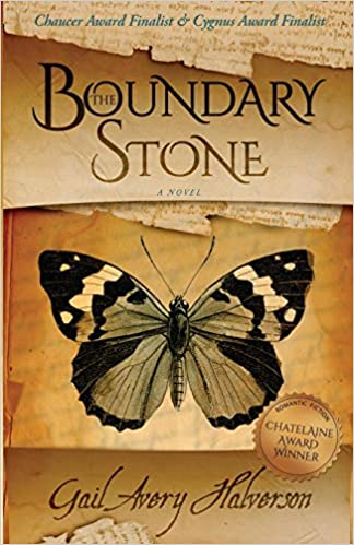 The Boundary Stone by Gail Avery Halverson