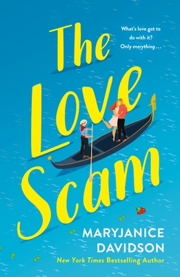 The Love Scam by MaryJanice Davidson