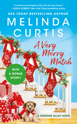 A Very Merry Match by Melinda Curtis