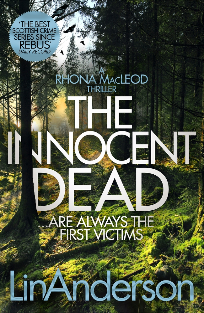 The Innocent Dead by Lin Anderson