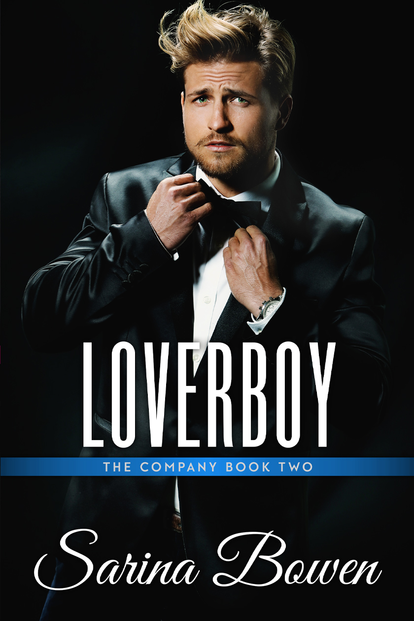 Loverboy by Sarina Bowen