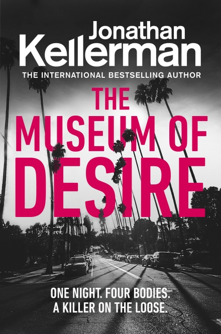The Museum of Desire by Jonathan Kellerman