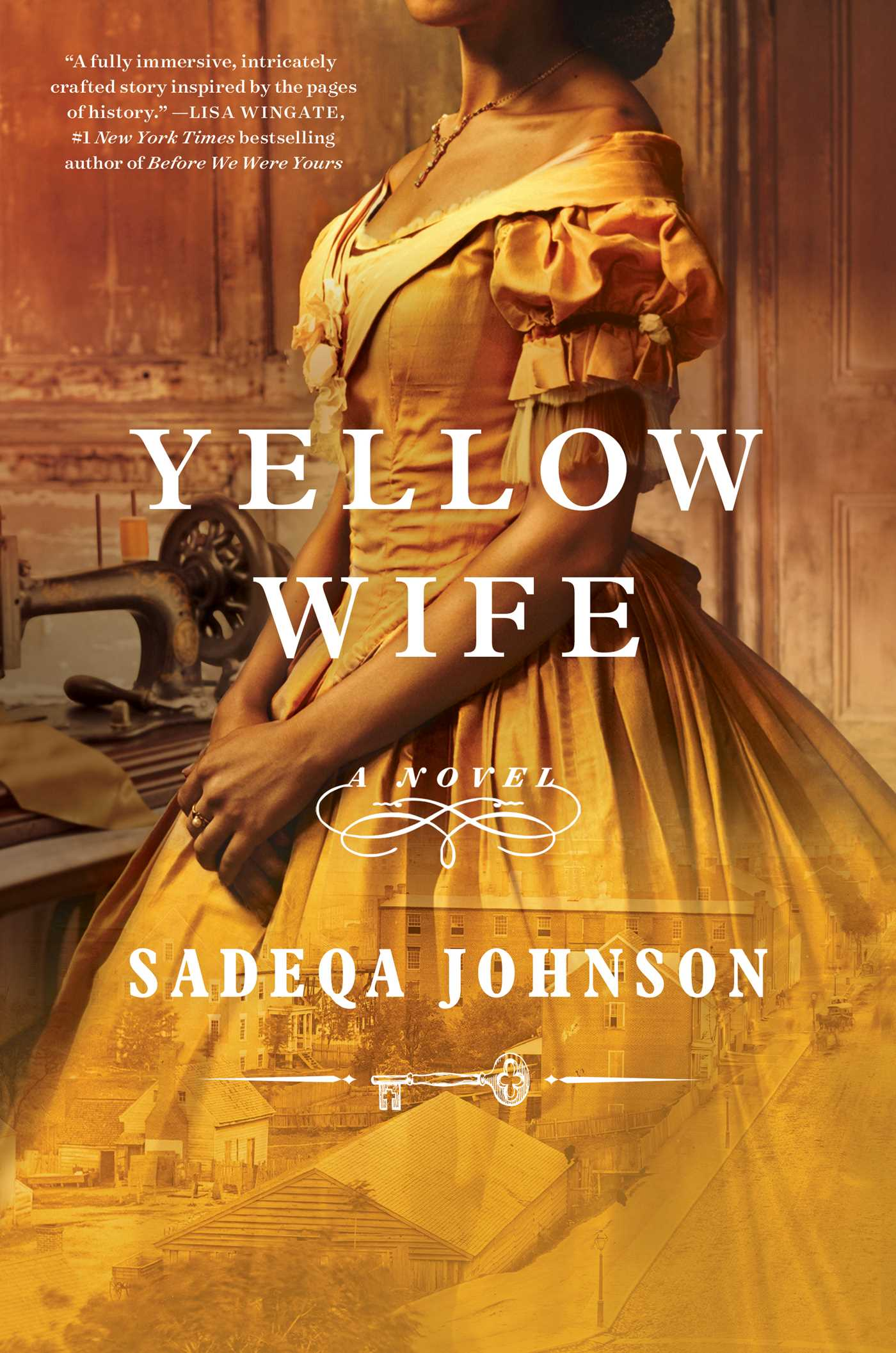 Yellow Wife by Sadeqa Johnson