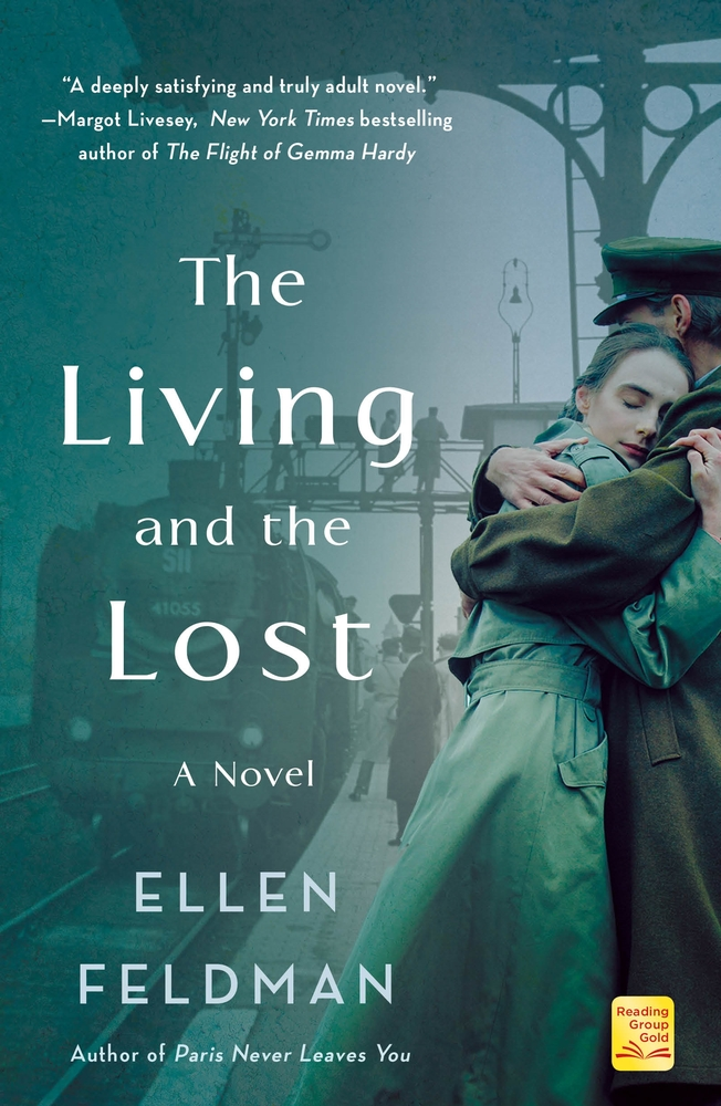 The Living and the Lost by Ellen Feldman